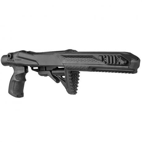 M4-R10/22 - Kompletní pažbení pro Ruger 10/22 (M4 pažba) černé