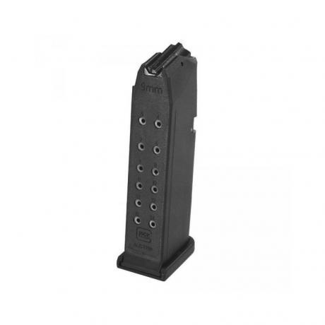 GL-9MM15R - Originální Glock zásobník 9mm 15 ran (GEN 4)