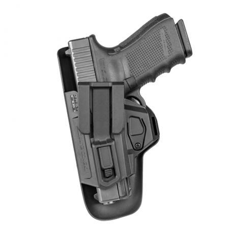 COVERT G9 LH - Polymerové pouzdro na skryté nošení Glock 9mm, CZ P-10, W P99 pro leváka