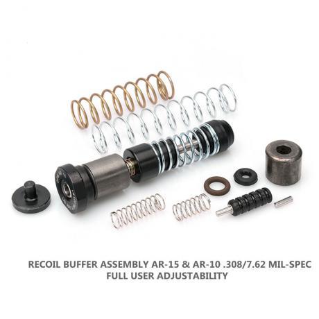 RBA/AR-15 308 - Systém vratné pružiny pro AR-10 / AR-15 .308/7.62x51 MIL-SPEC