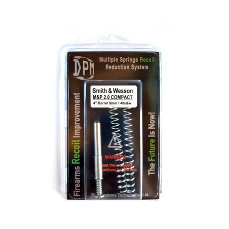 MS-S&W/8 - Vratná pružina DPM Systems s redukcí zpětného rázu pro SMITH & WESSON M&P 2.0 Compact 4