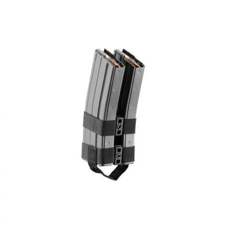 MCE - Nylonovo polymerové spojky pro 2 zásobníky 5.56x45 (2ks)