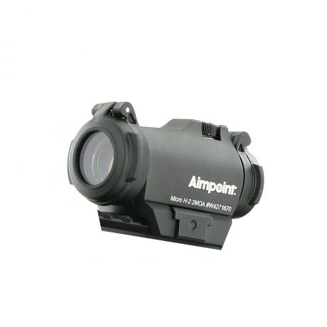 Micro H2-2 - Aimpoint Kolimátor Aimpoint Micro H2, 2 MOA Red Dot