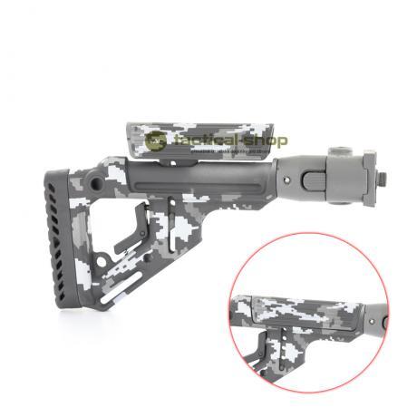 UAS-VZP-C - Sklopná pažba pro SA-58 typ Galil-2 - polymerová digital