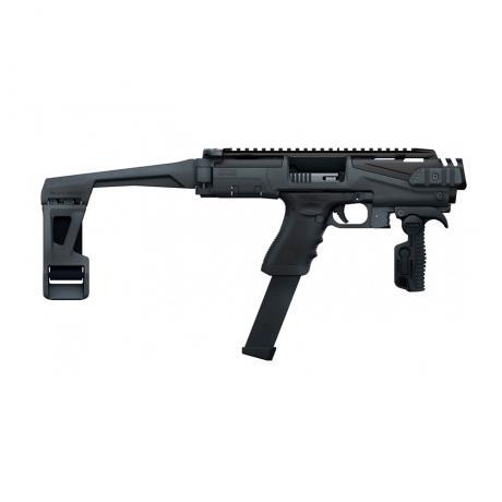 KPOS Scout Slingshot - KPOS Scout Slingshot pro Glock 17, 19 (3-5gen, 19X) - černý