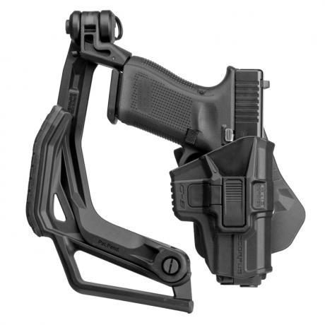 COBRA - Taktická pažba COBRA pro Glock - černá