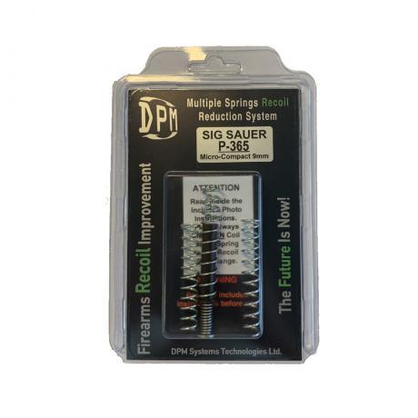 MS-SIG365 - Vratná pružina s redukcí zpětného rázu DPM pro Sig Sauer P365 Micro Compact 9mm