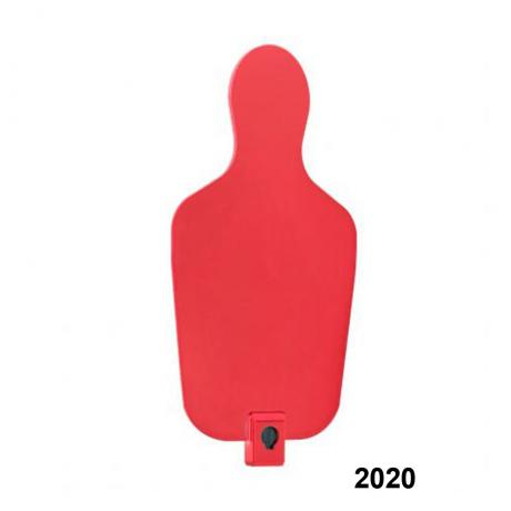 RTT-G2 - Terčová plocha červená - GEN 2 (2020)