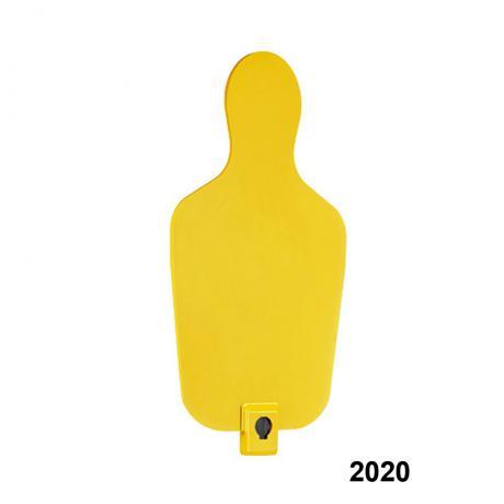 RTT-G2 - Terčová plocha žlutá - GEN 2 (2020)