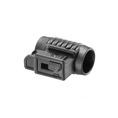 PLG - Pistolový držák na baterku černý