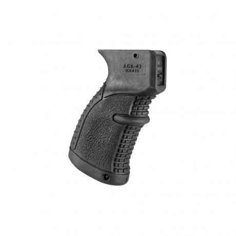AGR-47 - Pistolová pogumovaná rukojeť pro AK47 74 černá
