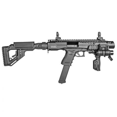 KPOS G2 GLOCK 20/21 DELTA - Karabinová konverze KPOS G2 pro Glock (20, 20SF, 21, 21SF, 29, 30) Galil pažba
